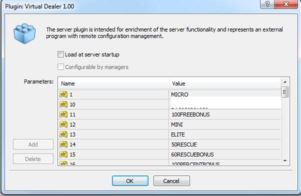 MT4 Virtual Dealer Plugin - Regular | PCM Enterprise